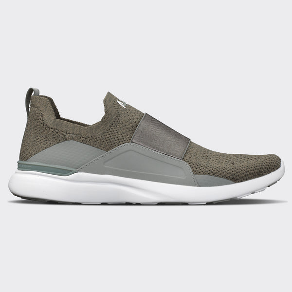 Men's TechLoom Bliss Shadow Green / Fatigue / White