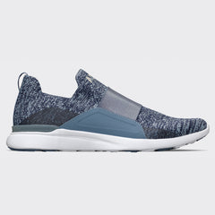 Men's TechLoom Bliss Slate / Grey Glow / White