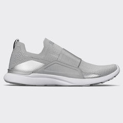 Women's TechLoom Bliss Steel Grey / Reflective Silver / White
