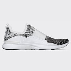 Women's TechLoom Bliss White / Black / Ombre