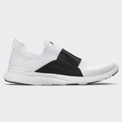 Men's TechLoom Bliss White / Black Strap