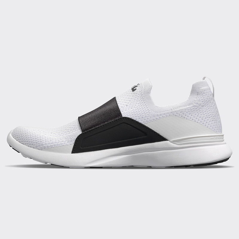Women's TechLoom Bliss White / Black Strap