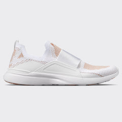 Women's TechLoom Bliss White / Caramel