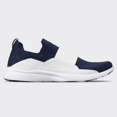 Men's TechLoom Bliss White / Midnight