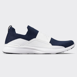 Women's TechLoom Bliss White / Midnight