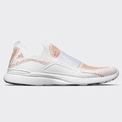 Women's TechLoom Bliss White / Multi / White
