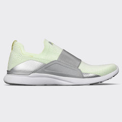 Men's TechLoom Bliss Zest / Metallic Silver / White