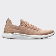 Women's TechLoom Breeze Almond / Neon Peach / White