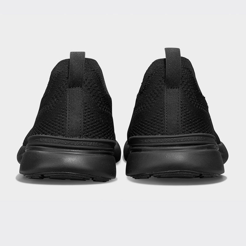 Men's TechLoom Breeze Black / Black