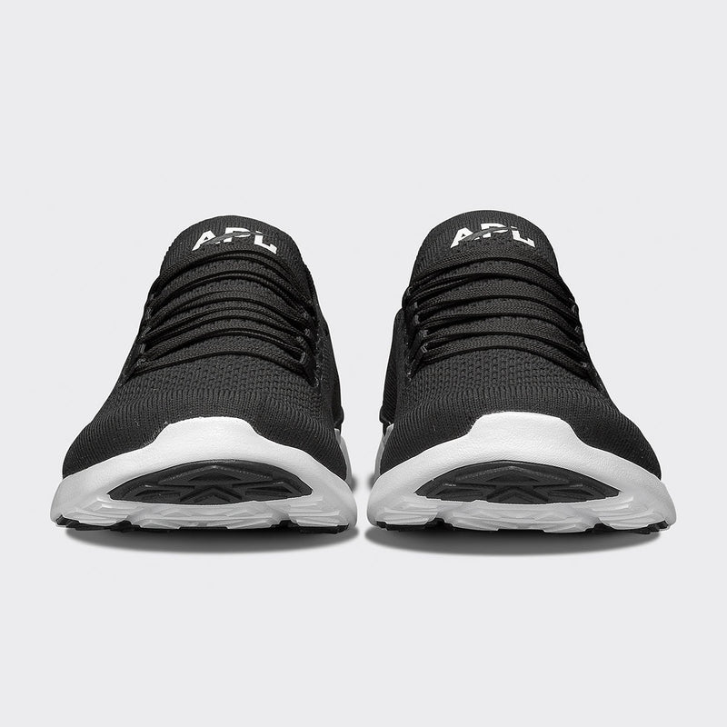 Men's TechLoom Breeze Black / Black / White