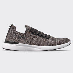 Men's TechLoom Breeze Black / Gold / Silver Melange