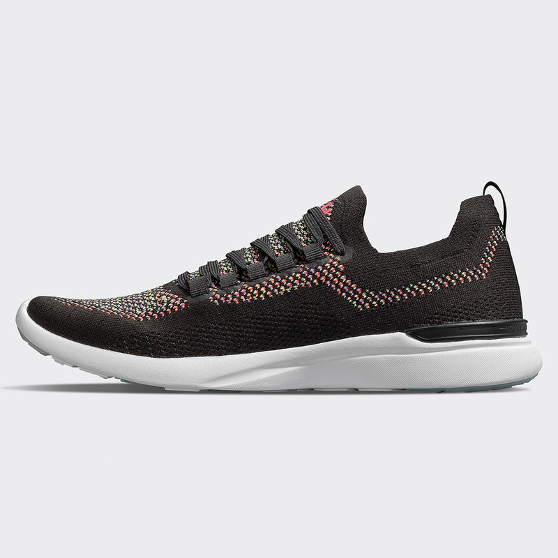 Men's TechLoom Breeze Black / Multi / White