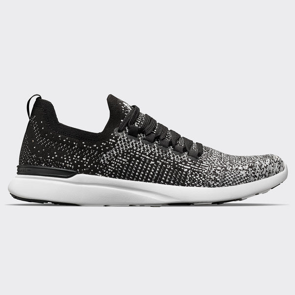 Women's TechLoom Breeze Black / White / Ombre