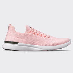 Women's TechLoom Breeze Bleached Pink / Fatigue / White