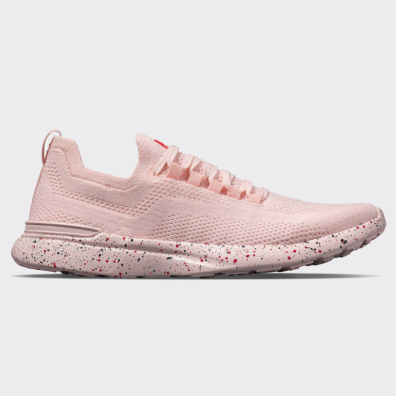 Women's TechLoom Breeze Bleached Pink / Ruby / Midnight