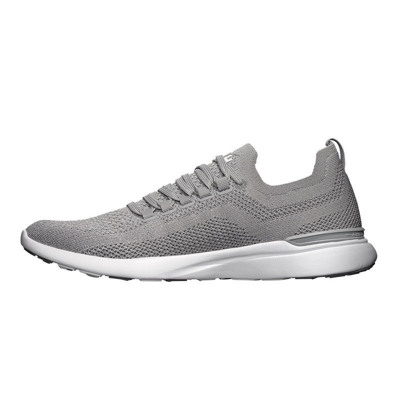 Women's TechLoom Breeze Cement / Metallic Silver / White