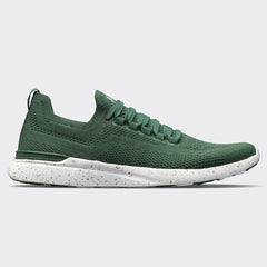 Men's TechLoom Breeze Dark Green / Silver / Gold