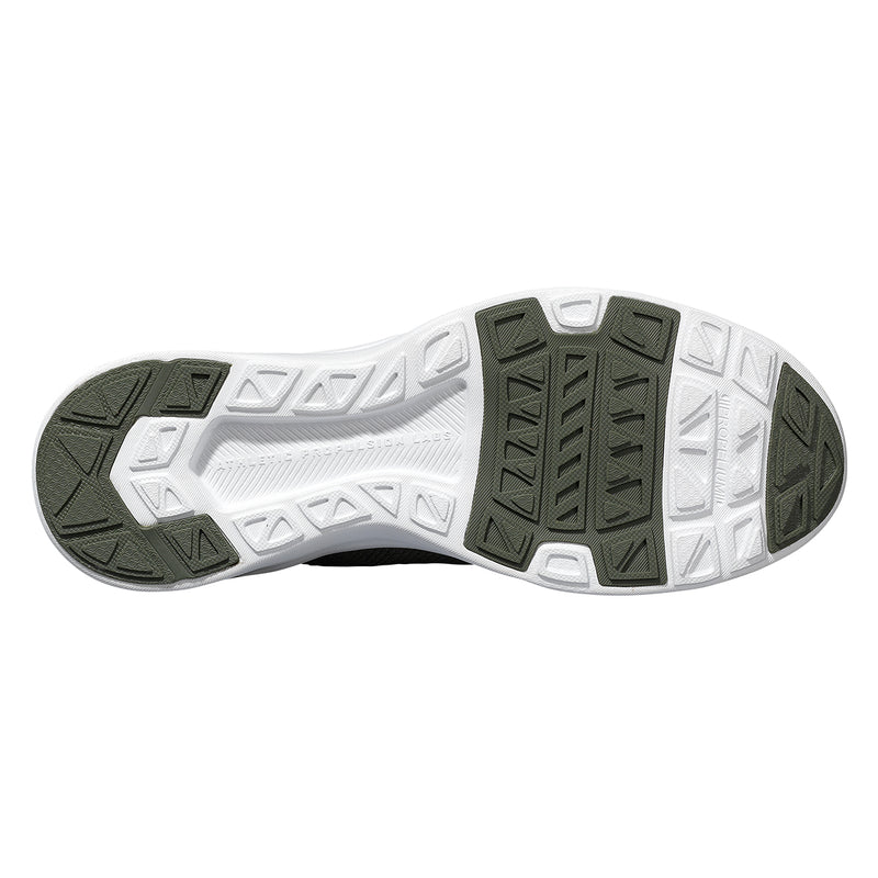 Men's TechLoom Breeze Fatigue / White