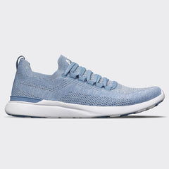 Women's TechLoom Breeze Forged Blue / Morning Mist / Metallic Silver