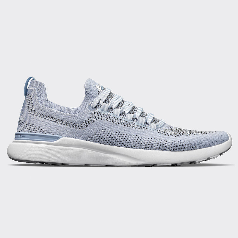 Women's TechLoom Breeze Fresh Air / Heather Grey / White
