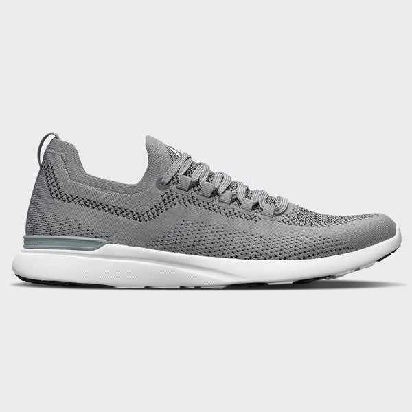 Men's TechLoom Breeze Granite / Black / White