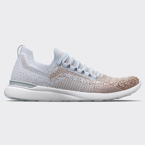 Women's TechLoom Breeze Ice / Rose Gold / White