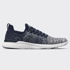 Men's TechLoom Breeze Midnight / Pristine / Ombre