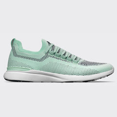 Men's TechLoom Breeze Peppermint / Navy / White