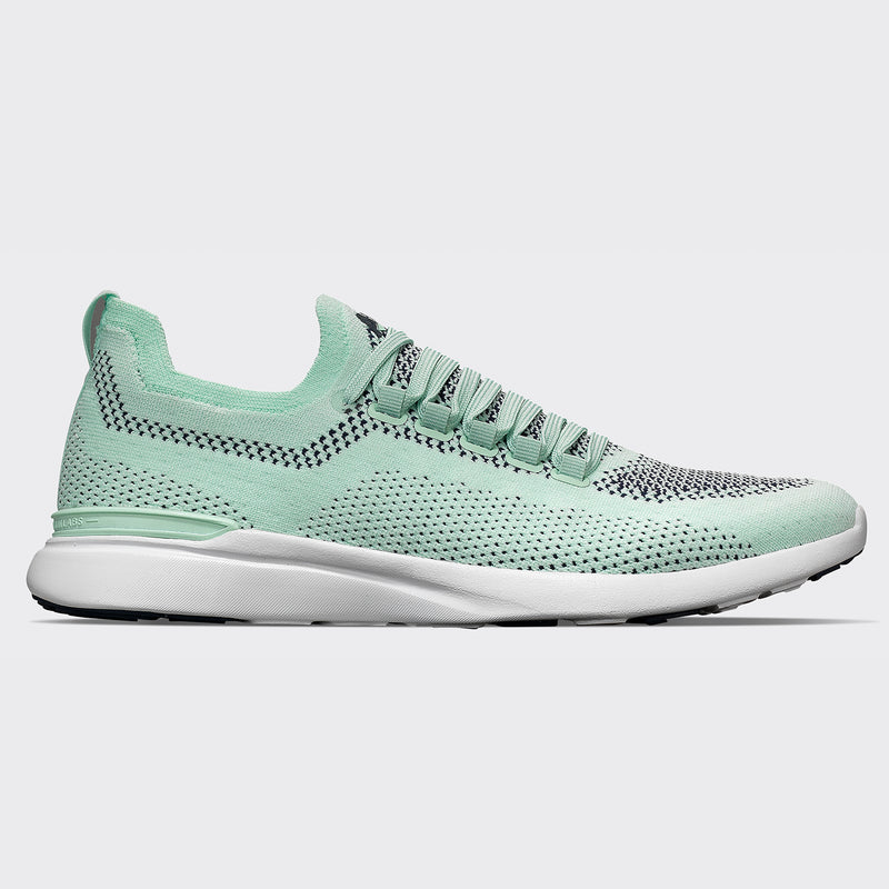 Women's TechLoom Breeze Peppermint / Navy / White