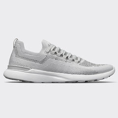 Men's TechLoom Breeze Plaster / Heather Grey / White