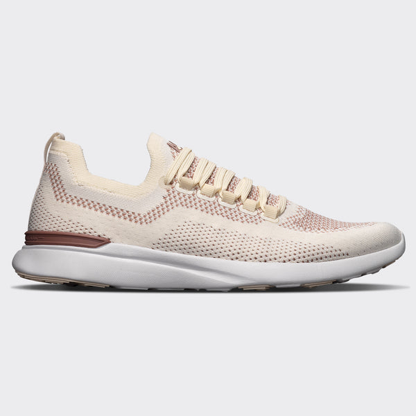 Women's TechLoom Breeze Pristine / Beachwood / White