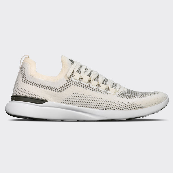 Men's TechLoom Breeze Pristine / Fatigue / White