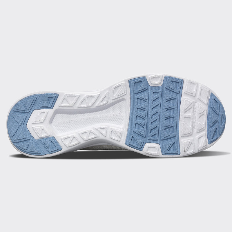 Men's TechLoom Breeze Pristine / Forged Blue / White