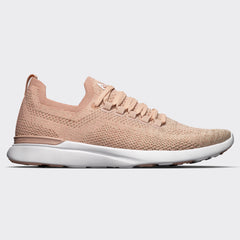 Men's TechLoom Breeze Rose Dust / Rose Gold / White
