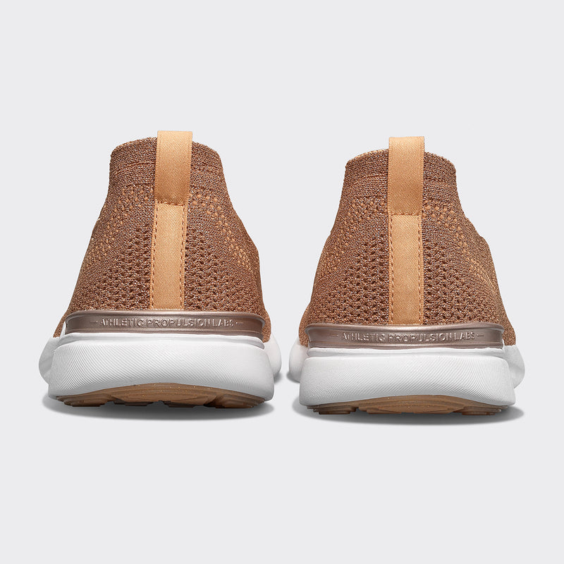 Women's TechLoom Breeze Rose Gold / White