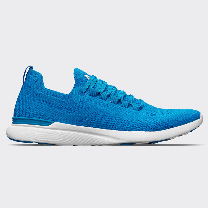 Men's TechLoom Breeze Royal Blue / White