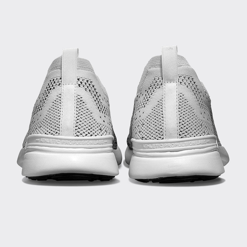 Women's TechLoom Breeze White / Black / Ombre