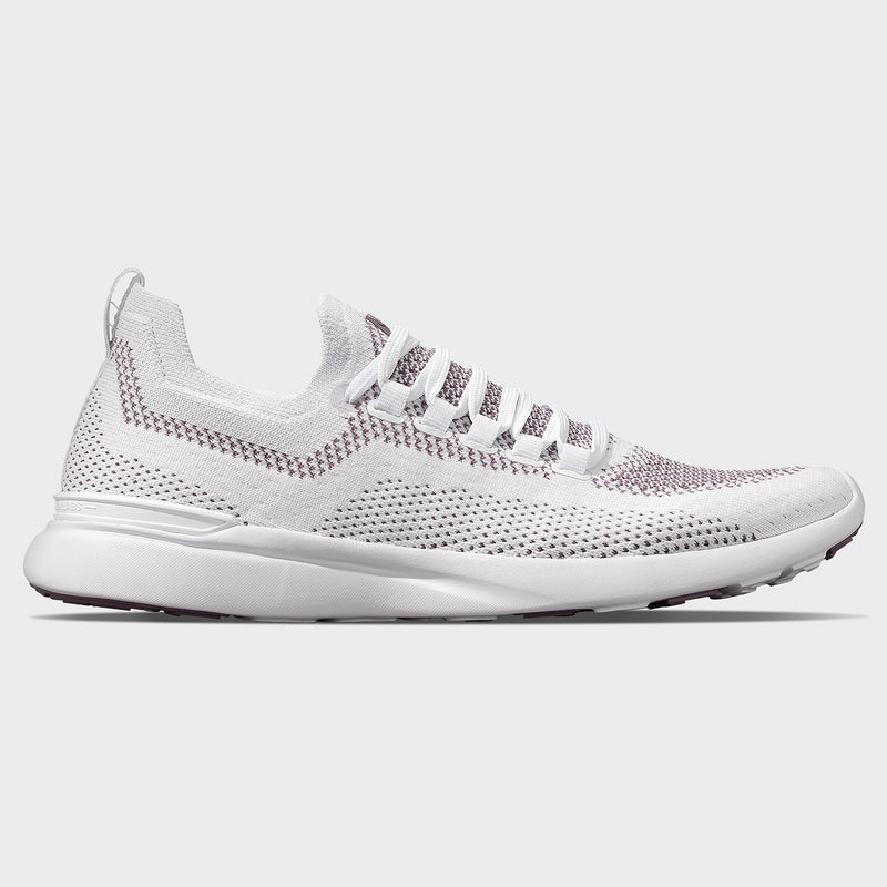 Men's TechLoom Breeze White / Moonscape