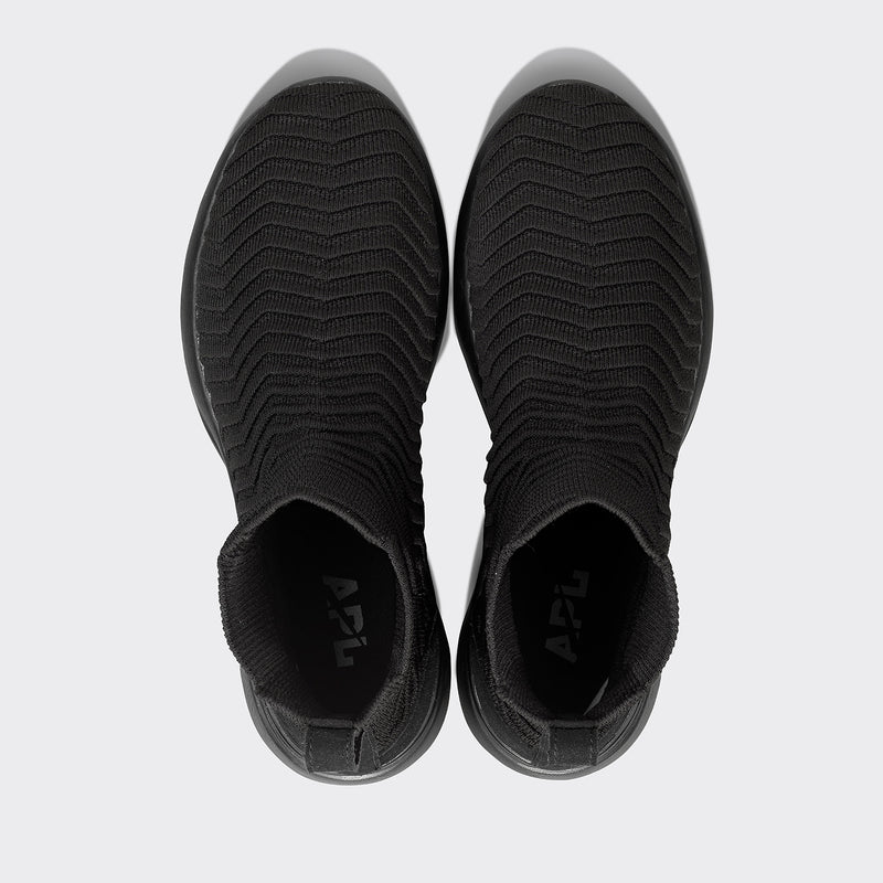 Men's TechLoom Chelsea Black / Black