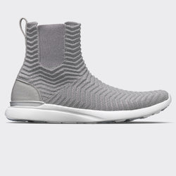 Men's TechLoom Chelsea Cement / Reflective Silver / White