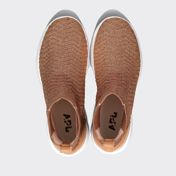 Women's TechLoom Chelsea Rose Gold / White