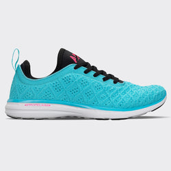 Women's TechLoom Phantom Bahama Blue / Fusion Pink / Black