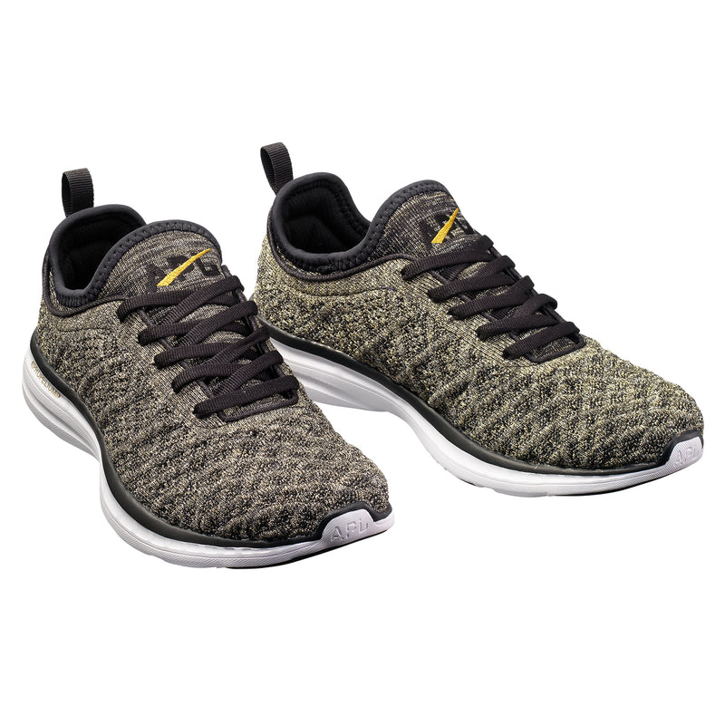 Women's TechLoom Phantom Black / Silver / Gold / Melange