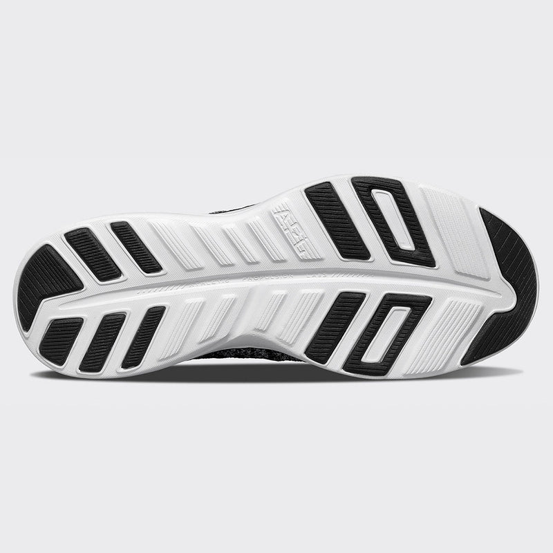 Women's TechLoom Phantom Black / White / Melange