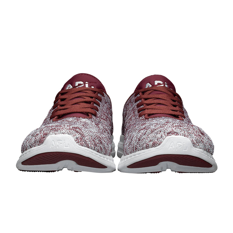 Women's TechLoom Phantom Burgundy/White/Ombre