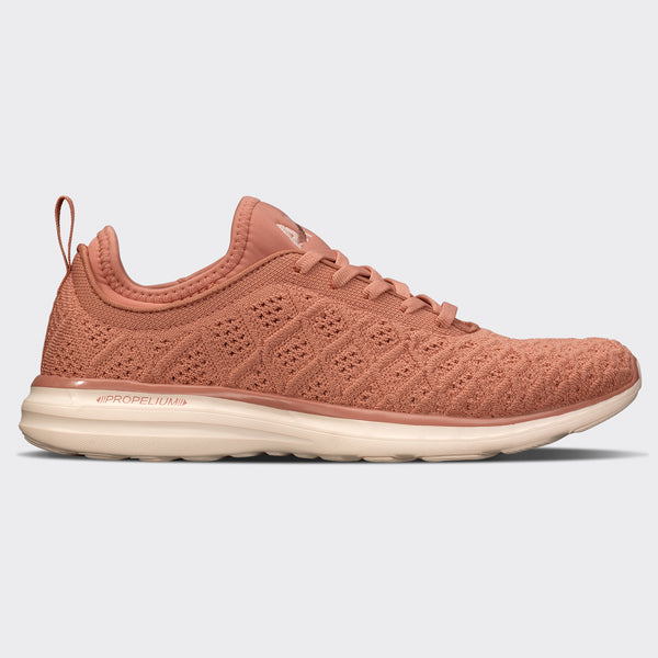 Women's TechLoom Phantom Dusty Red / Nude