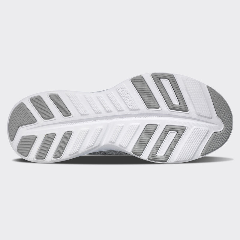 Men's TechLoom Phantom Metallic Silver / Grey Glow / White