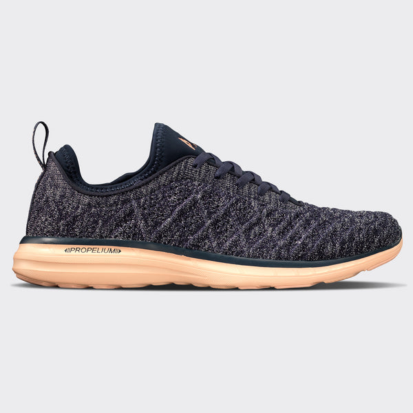 Women's TechLoom Phantom Midnight / Tropical Peach
