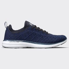 Men's TechLoom Phantom Navy / Black / Melange