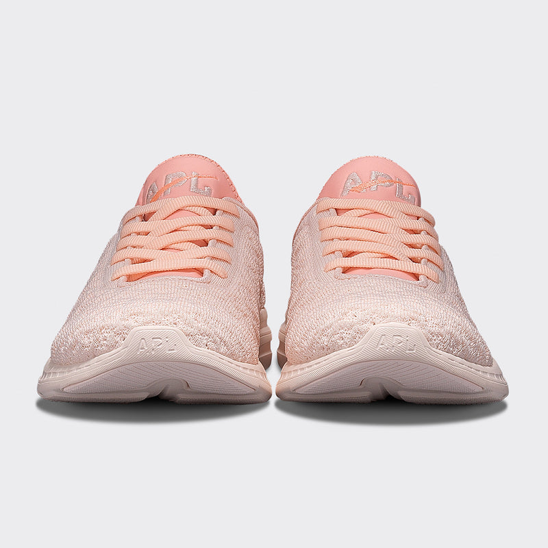 Women's TechLoom Phantom Nude / Pastel Peach